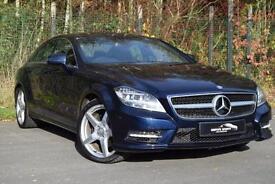Mercedes-Benz CLS250 2.1CDI Blue F ( s/s ) 7G-T Plus 2013MY Sport AMG
