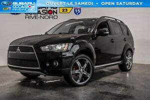 Mitsubishi Outlander XLS 4WD CUIR+TOIT.OUVRANT+MAGS 2011
