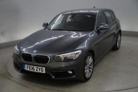 BMW 1 Series 116d Sport 5dr [Nav]