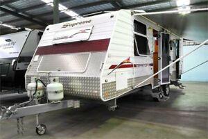 2010 Supreme Territory Caravan
