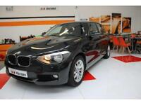 2014 BMW 114SE 1.6 Diesel in Black