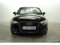 2013 Audi A3 TFSI SPORT Petrol black Manual