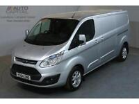 2.2 290 LIMITED 124 BHP L2 H1 LWB LOW ROOF AIR CON