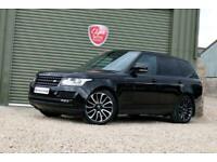 2017 Land Rover Range Rover Vogue 3.0 TDV6 Auto 4dr ( 258 bhp ) ESTATE Diesel Au