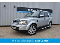 2013 13 LAND ROVER DISCOVERY 4 3.0 4 SDV6 XS 5D AUTO 255 BHP DIESEL
