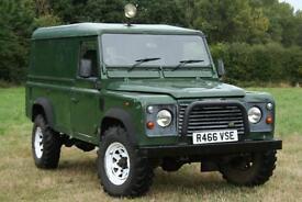 Land Rover Defender 110 300 TDI Hard Top