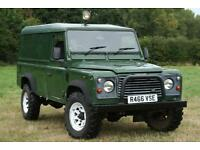 Land Rover Defender 110 300 TDI Hard Top