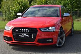 Audi S4 3.0 TFSI V6 ( 333ps ) S Tronic 2014MY quattro