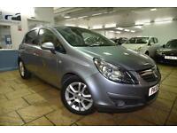 2010 Vauxhall Corsa 1.2 i 16v SXi 5 Doors / FINANCE/ FSH/ HPI CLEAR