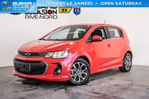 Chevrolet Sonic LT RS HB MAGS+TOIT.OUVRANT+BLUETOOTH 2018