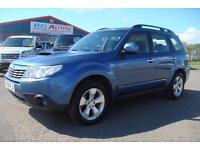 59 SUBARU FORESTER 2.0 D XC BOXER 4WD DIESEL 1 OWNER