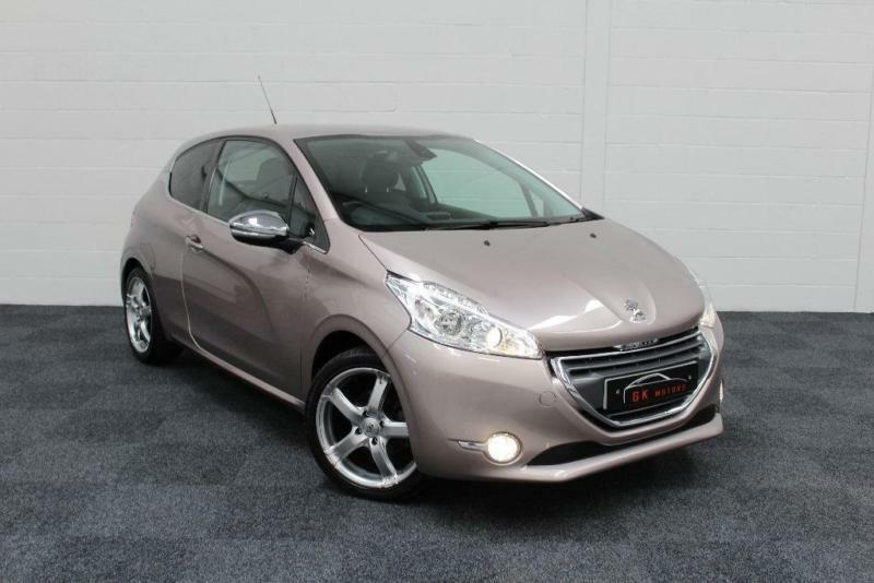 PEUGEOT 208 1.4 VTI ALLURE 3 DOOR