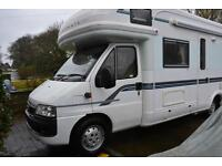 Auto Trail Mohican Coachbuilt Motorhome for Sale End Bathroom Four Berth Towbar