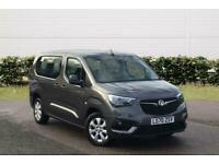 2020 Vauxhall COMBO LIFE Life 5dr 1.5 Cdti 100ps Energy Xl MPV Diesel Manual