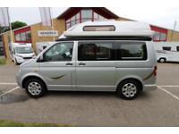 Autosleeper Trident 4 Berth Campervan for sale