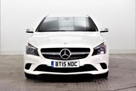 2015 Mercedes-Benz CLA CLA180 SPORT Petrol white Manual