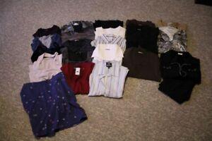 Huge lot Women's sz M clothes for sale