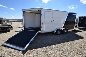 2016 Mission Trailers MES 7x16