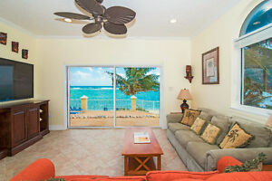 Cayman Islands Beachfront Rental Condominium FOR SALE - BC