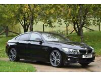 2017 BMW 4 Series Xdrive Grancoupe Msp Auto Coupe Diesel Automatic