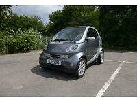 2006 SMART CAR CITY PASSION 61 AUTO AUTOMATIC 60K LOW MILES! 2017 MOT! FORTWO
