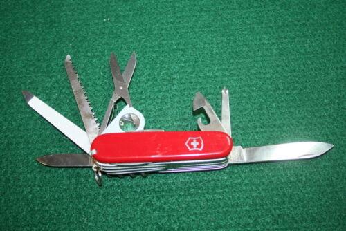 Victorinox Swiss Army Champion Pocket Tool Knife New in Box