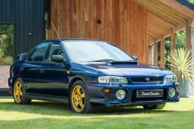 image for 1999 Subaru Impreza WRX (GC8)