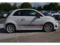 2011 11 ABARTH 500 1.4 T-JET 2DR AUTO