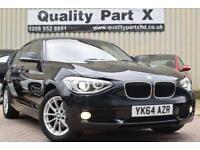 2014 BMW 1 Series 2.0 116d SE Sports Hatch 5dr (start/stop)
