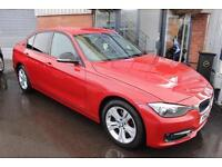 BMW 320d SPORT-FULL LEATHER-BLUETOOTH