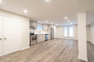 Gorgeous Lower Level Walk-Out for Lease on Hamilton Mountain!