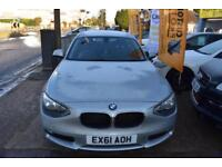 BAD CREDIT CAR FINANCE AVAILABLE 2011 61 BMW 118d SE 140bhp