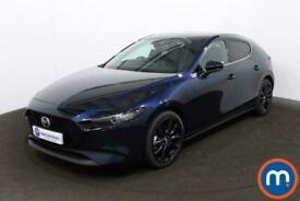 image for 2020 Mazda 3 2.0 Skyactiv X MHEV GT Sport 5dr Hatchback Petrol Manual