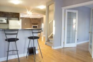 Downtown House 3 Bedrooms Right in the River Valley!