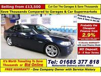 2013 - 62 - BMW 535 M SPORT 3.0D AUTO 4 DOOR SALOON (GUIDE PRICE)