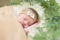 New born photography $85