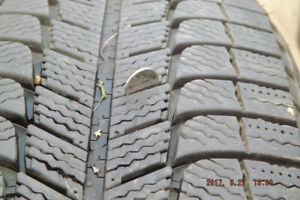 MICHELIN ICE 3 WINTER TIRES