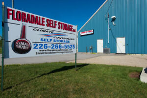 CLIMATE CONTROLLED SELF STORAGE 2262665525 Special