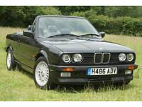 BMW 325i Manual Convertible E30
