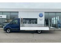 2021 Volkswagen Crafter Dropside Single cab Startline LWB 140 PS 2.0 TDI 6sp Man