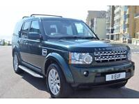 Land Rover Discovery 4 3.0SD V6 ( 255bhp ) auto 2012MY HSE, 74K MILES, FSH,