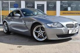 BAD CREDIT CAR FINANCE AVAILABLE 2007 07 BMW Z4 3.0i COUPE AUTOMATIC