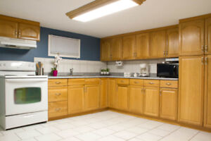 May 1st  2bdr. All Incl. by Mohawk College Air, Laundry, Parking