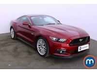 2018 Ford Mustang 5.0 V8 GT [Custom Pack] 2dr Auto Coupe Petrol Automatic