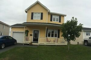 2 storey house for sale St. John's Newfoundland image 1