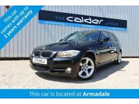 2011 11 BMW 3 SERIES 2.0 318I EXCLUSIVE EDITION TOURING 5D 141 BHP