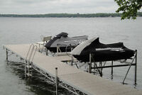 REDUCED! Brand New Pier Pleasure Docking package! Quick setup!!