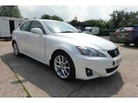 2011 Lexus IS 250 Advance 4dr Auto SALOON Petrol Automatic