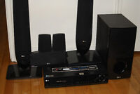 LG Home Theatre Audio System