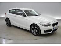 BMW 1 Series 118i [1.5] Sport 3dr